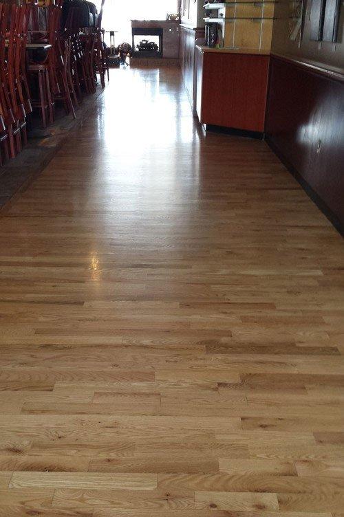 Hardwood Floor Refinishing Ann Arbor Michigan