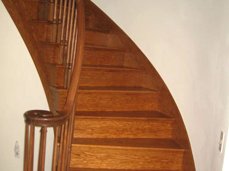 stairs-refinishing